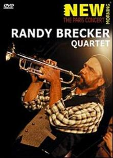 Randy Brecker Quartet. The Geneva Concert - DVD