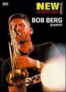 Bob Berg Quartet. The Geneva Concert - DVD