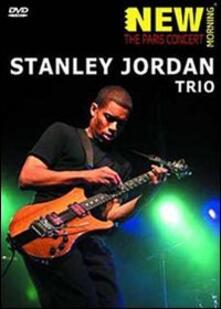 Stanley Jordan. The Paris Concert - DVD