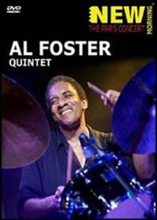 Al Foster Quintet. The Paris Concert - DVD