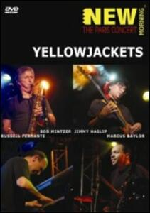 Yellowjackets. New Morning. The Paris Concert - DVD