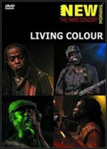 Living Colour. The Paris Concert - DVD