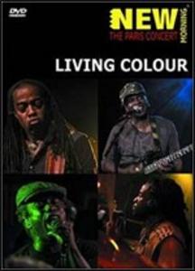 Film Living Colour. The Paris Concert
