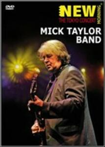 Mick Taylor. The Tokyo Concert - DVD
