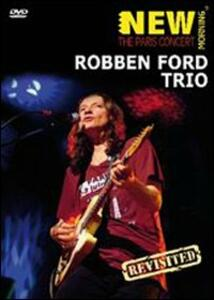 Robben Ford. The Paris Concert Revisited - DVD