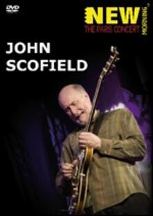 John Scofield. The Paris Concert - DVD