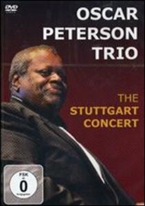 Oscar Peterson. The Stuttgart Concert - DVD