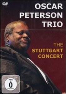 Film Oscar Peterson. The Stuttgart Concert