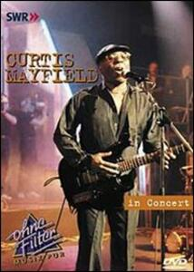 Curtis Mayfield. In Concert - DVD