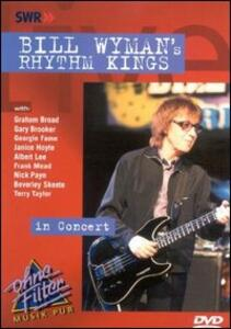 Bill Wyman's Rhythm Kings. In Concert - DVD