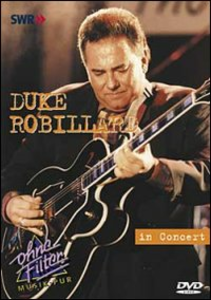Film Duke Robillard. In Concert