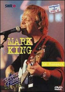 Mark King. In Concert. Ohne Filter - DVD