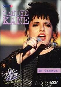 Candye Kane. In Concert. Ohne Filter - DVD