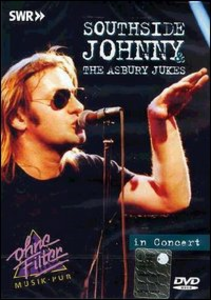 Film Southside Johnny & The Asbury Jukes. In concert