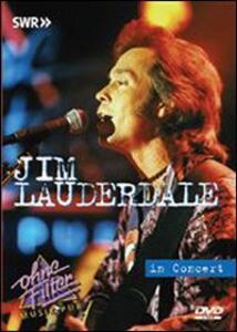 Jim Lauderdale. In Concert. Ohne Filter - DVD