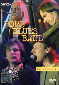 Film Ford Blues Band in Concert. Ohne Filter
