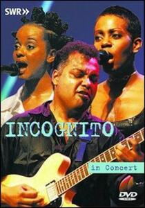 Incognito. In Concert - DVD