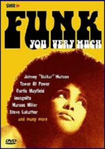 Funk You Very Much - DVD