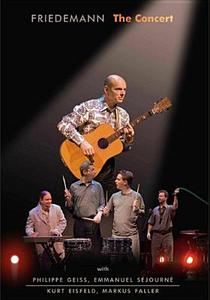 Film Friedemanns. The Concert