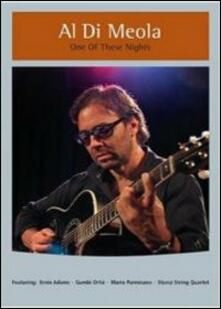 Al Di Meola. One of these Nights - DVD