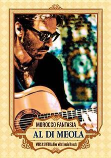Al Di Meola. Morocco Fantasia - DVD