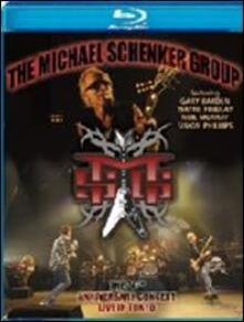 Michael Schenker. Live in Tokyo. The 30th Anniversary Concert - Blu-ray