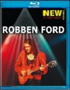 Robben Ford. The Paris Concert - Blu-ray