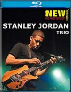 Film Stanley Jordan. The Paris Concert