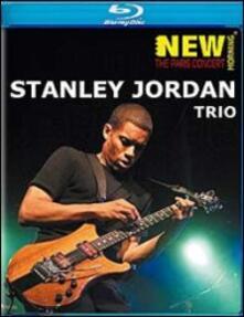 Stanley Jordan. The Paris Concert - Blu-ray