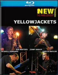 Film Yellowjackets. New Morning. The Paris Concert