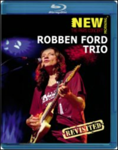 Film Robben Ford. The Paris Concert Revisited
