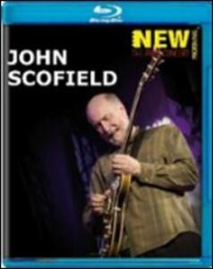 John Scofield. The Paris Concert - Blu-ray