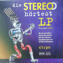 Die Stereo Hörtest  vol.3 - Vinile LP