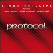Protocol III (180 gr.) - Vinile LP di Simon Phillips