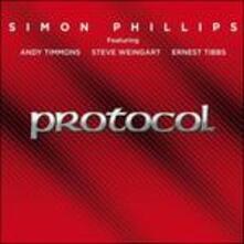 Protocol III - CD Audio di Simon Phillips