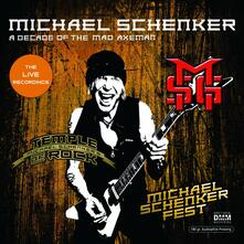 A Decade of The Mad Axeman - Vinile LP di Michael Schenker