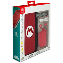 "Nintendo Switch Starter Kit – Mario ""M"" Edition"