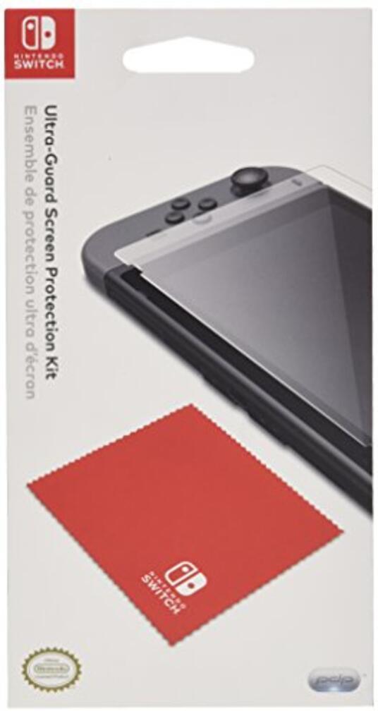 Pdp Nintendo Switch Kit De Protection D'Écran Ultra-Guard 500-067-Eu Essentials Nintendo Switch