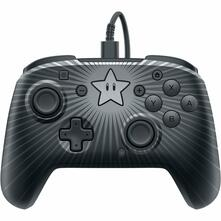 PDP Skin Wired Pro Controller-Star Mario