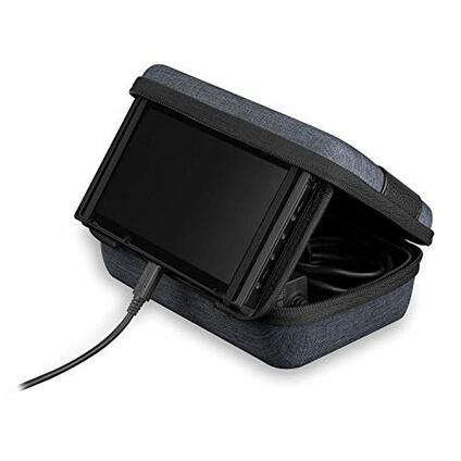 Pdp Switch Custodia Play And Charge Console Case Essentials Nintendo Switch