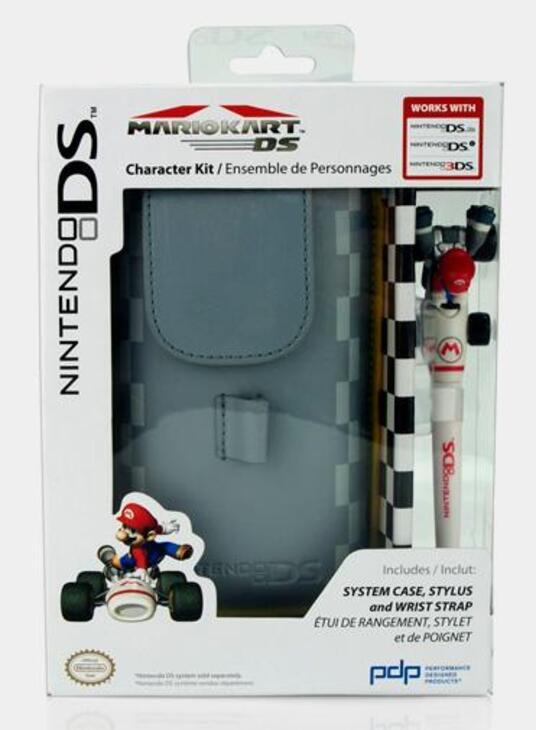 PDP Nintendo Character Kit-Mario K  NDS