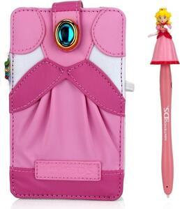 Custodia morbida di Peach per Nintendo DS/3DS/3DSXL