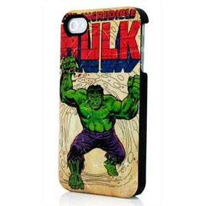 Idee regalo Custodia per iPhone 4/4S Marvel Hulk Brick iStuff