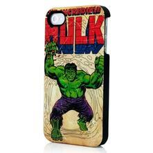 Custodia per iPhone 4/4S Marvel Hulk Brick