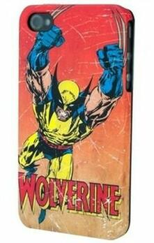 Custodia per iPhone 4/4S Marvel Wolverine Red Rage