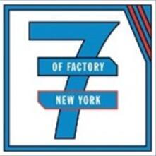 Of Factory New York - Vinile LP