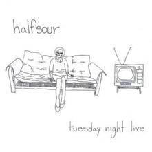 Tuesday Night Live - Vinile LP di Halfsour