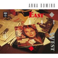 East & West - Singles - Vinile LP di Anna Domino