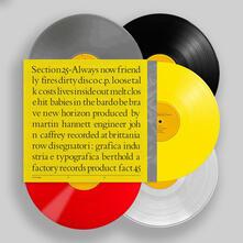 Always Now (Coloured Vinyl) - Vinile LP di Section 25