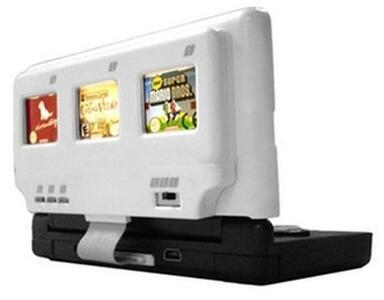 Ds Lite Game Selector Selettore Multigiochi